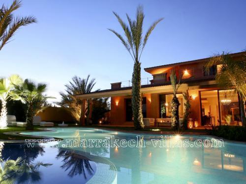 Villa Marrakech REF: VPMH