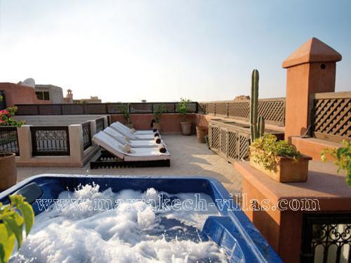 location riad 5 chambres marrakech