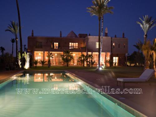 Villa Marrakech REF: VAMR