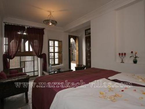 location de villa marrakech ref vzne marrakech. Black Bedroom Furniture Sets. Home Design Ideas