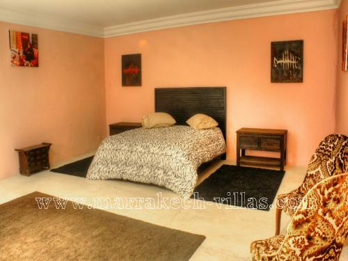 location de villa marrakech ref red4 marrakech. Black Bedroom Furniture Sets. Home Design Ideas