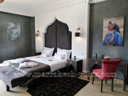 Id e chambre b b orientale for Decoration chambre orientale